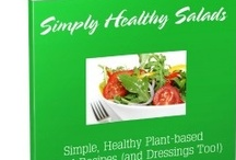 Simple Healthy Recipes / Simple healthy recipes using fresh, organic, whole foods. You can make delicious, healthy meals with nourishing  whole foods, including a lot of organic vegetables, fruits and grains. Quick healthy recipes are delicious and nutritious!