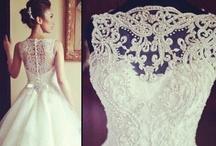 Wedding Dresses <3 / {Ideas & inspirations for lovely wedding dresses.}