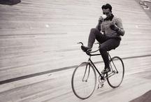 Bike Stuff / by Stephanie Niebler