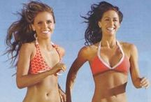 SELF Magazine & Tone It Up / by Tone It Up Karena & Katrina