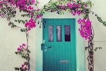 Doors / by Stephanie Niebler