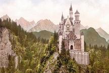 Castles enchanted! / by Elizabeth Contreras