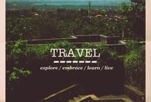 Travel the World / by Brenna Thompson