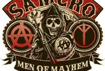 Sons of Anarchy Motorcycle Club Redwood Original (SAMCRO) / by Heather Webb