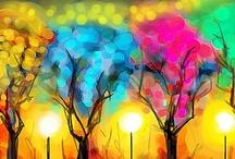Whimsical Art <3 / {Ideas & inspirations for whimsical art.}