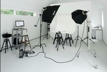 Home Studio Love <3 / {Ideas & inspiration for home photography studios.}