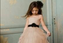 Flower Girls <3 / {Wedding fashion ideas & inspirations for gorgeous flower girls.}