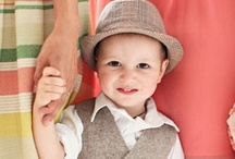 Ring Bearers <3 / {Wedding fashion ideas & inspirations for handsome ring bearers.}