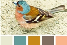 Color Coordinated <3 / {Ideas & inspirations for color schemes & patterns.}