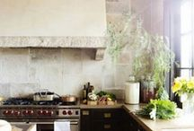 Kitchen Spaces / by Sarah Ramey / Candela Soap co.