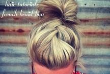 Hair / by Sarah Ramey / Candela Soap co.