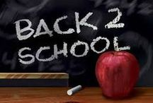 Back To School! / Find the latest tips and trends for looking fabulous when going Back To School! #Beauty #BodyToolz #BackToSchool