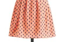 IN MY CLOSET • SKIRTS / Skirts I love!