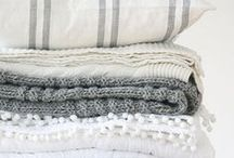 Linens / by Sarah Ramey / Candela Soap co.