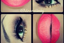 ❤️мaĸeυp❤️ / Makeup, eyes, lips, face, color, beauty / by ❤️нaley ғυlмer❤️