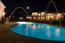 After Hours / Night-time Pool Photos