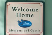 All Things Disney Vacation Club / by Stacy Dorn