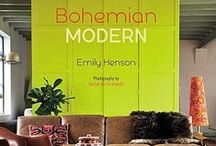 My book - Bohemian Modern / by Emily Henson / Life Unstyled