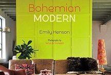 My book - Bohemian Modern
