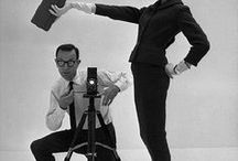 John French (1906-1966) / (Leonard) John French (1 March 1907–21 July 1966) was an English fashion and portrait photographer.  In 1948 he set up his own photographic studio. Working originally with the Daily Express he pioneered a new form of fashion photography suited to reproduction in newsprint, involving where possible reflected natural light and low contrast.