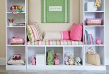 Kiddlets rooms and Nursery / by Raven Banning