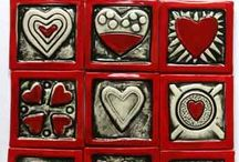 Hearts / by Cherry Creek Art Studio .