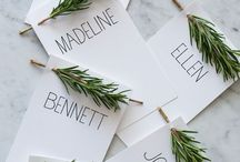Events, gift ideas + wrapping / by Kerry W (née M)