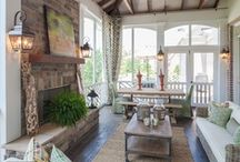 Dream Home and Home Decor / by Judy Morrell