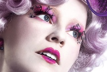 Effie's Wig Stand / Hunger Games-Books & Movies / by Deb's Easel -  (Deb Hezel) -