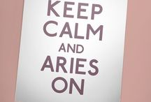 Aries / by Kerry W (née M)