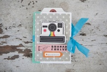 crafts // mini books / by Lauren Taylor Made