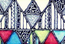 Art Ideas / by Amanda Pruneda