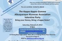 Announcements / by Kappa Kappa Gamma Albuquerque Alumnae Association