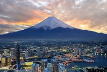 Japan / Nihon ga suki desu. A board to share everything about the many wonderful things of Japan.  / by Z7M