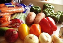 food - slow cooker / recipes for bulk cooking in the crock pot