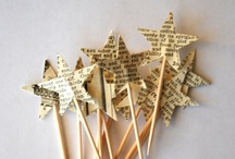 papercrafts / paper related craft projects
