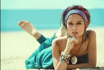 Gypsy boho style / Wish to be a gypsy in endleess summer
