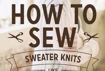 Sewing Reference / Sewing reference, resources, and how-to's.