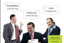 Selgprivat.no / Bilder fra markedsføring og annet matriell.