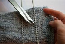 Knitting Reference / Knitting reference, resources, and how-to's.