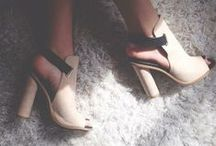 Shoes I L♡VE / 'Give a girl the right shoes and she can conquer the world.' - Marilyn Monroe