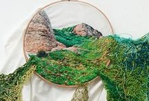 Embroidery / Embroidery, cross stitch and other such magic.