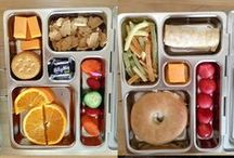 School Lunch Ideas / by Raven Banning