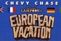 EUROPEAN VACATION 2015 / hot spots for EV2015