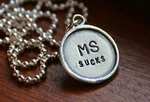 MS Sucks / Multiple Sclerosis - the Little Mind Killer   / by Deb's Easel -  (Deb Hezel) -