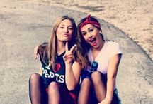 Best friends!!!! ♥♥♥ / by Katherine Rhodes