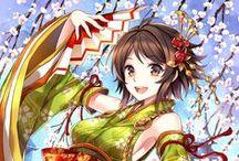 Women images - manga style / Women, but this time manga style!