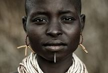 tribal / cultural beauty / by Lee Foyle