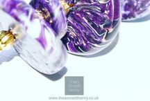 Thea Smartt Henry Jewellery / Handcrafted Polymer Clay & Wirework Pieces