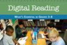 #cyberPD 2015: Digital Reading / The #cyberPD 2015 book selection is Digital Reading: What's Essential by Franki Sibberson and William Bass